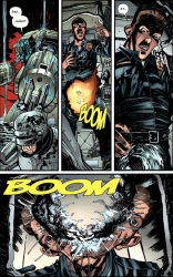 Terminator & RoboCop-Kill Human #4-Losing Liquid Metal Control!