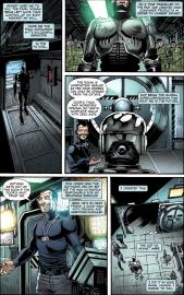 Terminator & RoboCop-Kill Human #4-That Is One Important Door!