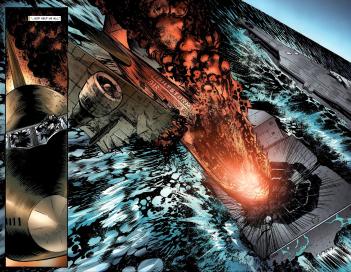 Terminator & RoboCop-Kill Human #4-Titanic T-1000 Terror!