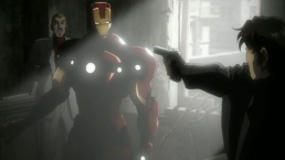 Iron Man-Let Me Handle This, Frank!