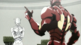 Iron Man-Proper Confrontation!