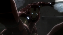 Iron Man-RHODEY!