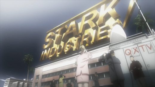 Stark Industries-A Momentus Occasion!