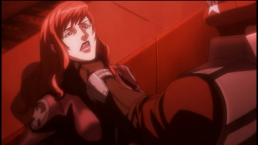 Black Widow-Don't Choke Now!