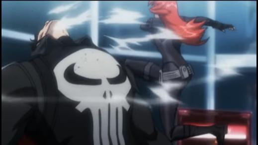 Black Widow-Gotta Hold Him Off!