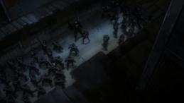 Black Widow & Punisher-Surrounded!
