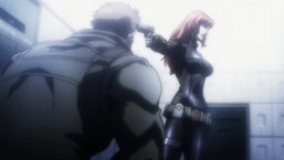 Black Widow-We Have Unfinished Business To Take Care Of!