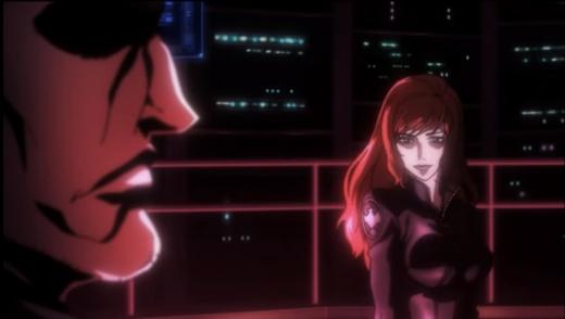 Black Widow-We're Partners Now, Punisher!