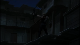 Hawkeye-Time To Make An Entrance!