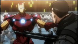 Iron Man-Long Time, No See!