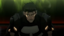 Punisher-Let's See If You Can Deal With Me!