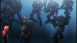 S.H.I.E.L.D.-Stand Down, Castle!