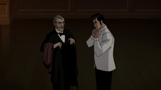Alfred Pennyworth-You Must Maintain Public Apperances!