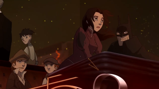 Bat-Family-We'll Restore Gotham!