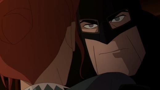 Batman-Answer Me, Babs!