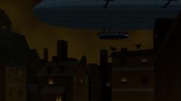 Batman-Rooftop Pursuit!