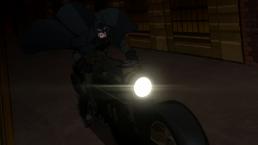 Batman-Steampunk Speed!