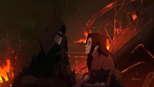 Batman-We Made It!