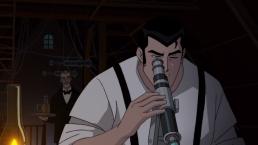 Bruce Wayne-I Gotta Solve This!