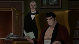 Bruce Wayne-Jack's Got Some Choice Words, Alfred!