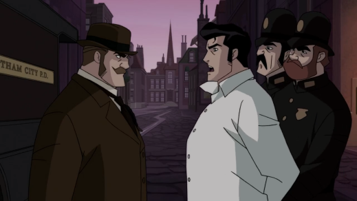 Bruce Wayne-Not Even James Can Save Me!