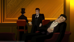 Bruce Wayne-Sleep Well, Harvey!