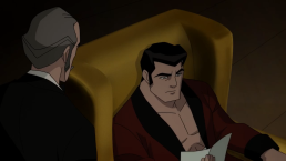 Bruce Wayne-The Quality Of Jack's Letter!