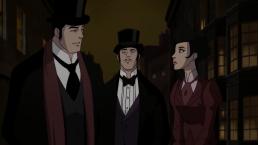 Bruce Wayne-There's A Pattern To Jack's Ways, Selina!