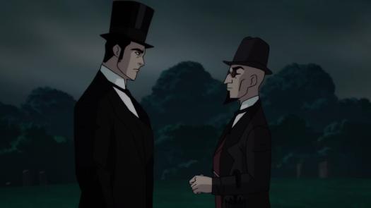 Hugo Strange-I Wish To Speak With Batman!