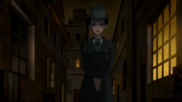 Selina Kyle-A Dangerous Night Time Walk!