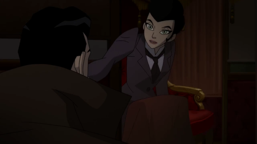 Selina Kyle-Let Me Save You For A Change!