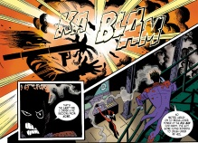 Harley Quinn & Batman #1-Blowing Up In My Face!