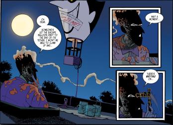 Harley Quinn & Batman #1-Foiled!