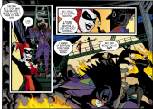 Harley Quinn & Batman #1-I Screwed You Over!