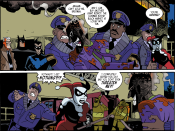 Harley Quinn & Batman #1-Joker's Ill-Time Rage!
