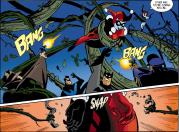 Harley Quinn & Batman #1-Thanks, Red!