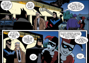 Harley Quinn & Batman #1-Things Should Be Cooling Down!