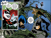 Harley Quinn & Batman #1-This'll Keep Them Busy!