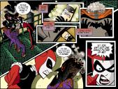 Harley Quinn & Batman #1-Ya Care More About Batman Than Me!