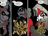 Harley Quinn & Batman #2-Come To Mama!