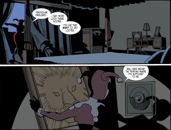 Harley Quinn & Batman #2-So Far, So Easy!