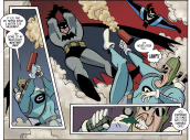 Harley Quinn & Batman #2-Time To Round Up This Lil' Doggie!