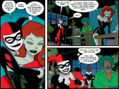 Harley Quinn & Batman #3-A Side-Mission With Shrubby!