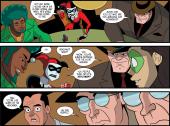 Harley Quinn & Batman #3-Anger Reaching Boiling Point!