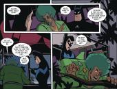 Harley Quinn & Batman #4-Eluding Interrogation!