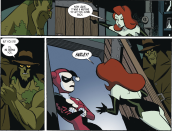 Harley Quinn & Batman #4-Exit, Interrupted!