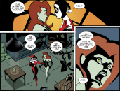 Harley Quinn & Batman #4-Explaination Failing!