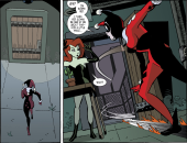 Harley Quinn & Batman #4-It's For Your Own Good, Pam!