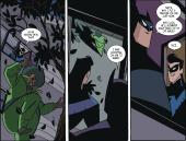 Harley Quinn & Batman #4-Let's Follow Him!
