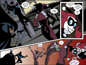 Harley Quinn & Batman #4-Right This Way, Boys!